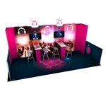 20ft Panoramic H-Line Adaptable Display Kit 8