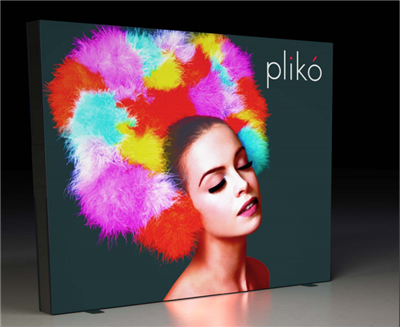 Pliko Backlit display