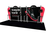 10x20 PRONTO Backwall Kit 2010