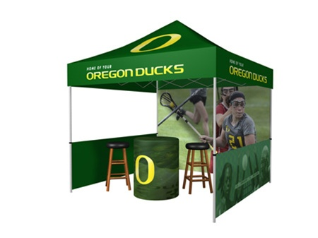 10ft ShowStopper Event Tent Kit 4  sc 1 st  Monster Displays & Outdoor Displays: 10ft ShowStopper Event Tent Kit 4 - Monster Displays