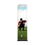 24inch x 66inch EZ Extend Fabric Banner Stand