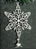Irish Dancer SnowWonders®Snowflake  Ornament
