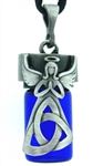 Beautiful Trinity Angel Bottle (#JPEW6043)