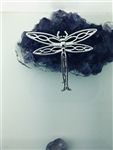 Celtic Dragonfly Pin/Brooch (JPEW7022) Highland Dragonfly Brooch