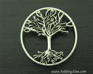 Our Family Tree Brooch