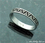 Trinity Stack Ring