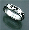 Claddagh Celtic Knot Band (S6)