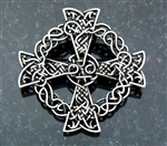 Celtic Cross Pin/Pendant(JPEW6082)