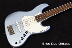 Alleva Coppolo LG5 Ice Blue Metallic w/ Mono gig bag