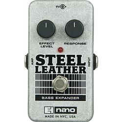 Electro Harmonix Nano Steel Leather Bass Expander