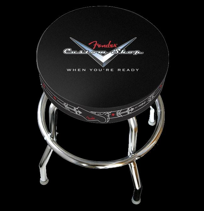Fender Custom Shop 30 Bar Stool