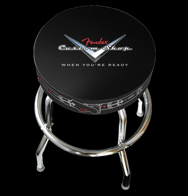 Awe Inspiring Fender Custom Shop 30 Bar Stool Camellatalisay Diy Chair Ideas Camellatalisaycom