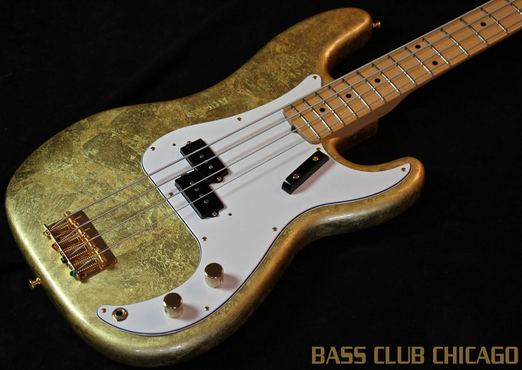 Fender Custom Shop MasterBuilt Greg Fessler 59 Precision P ...