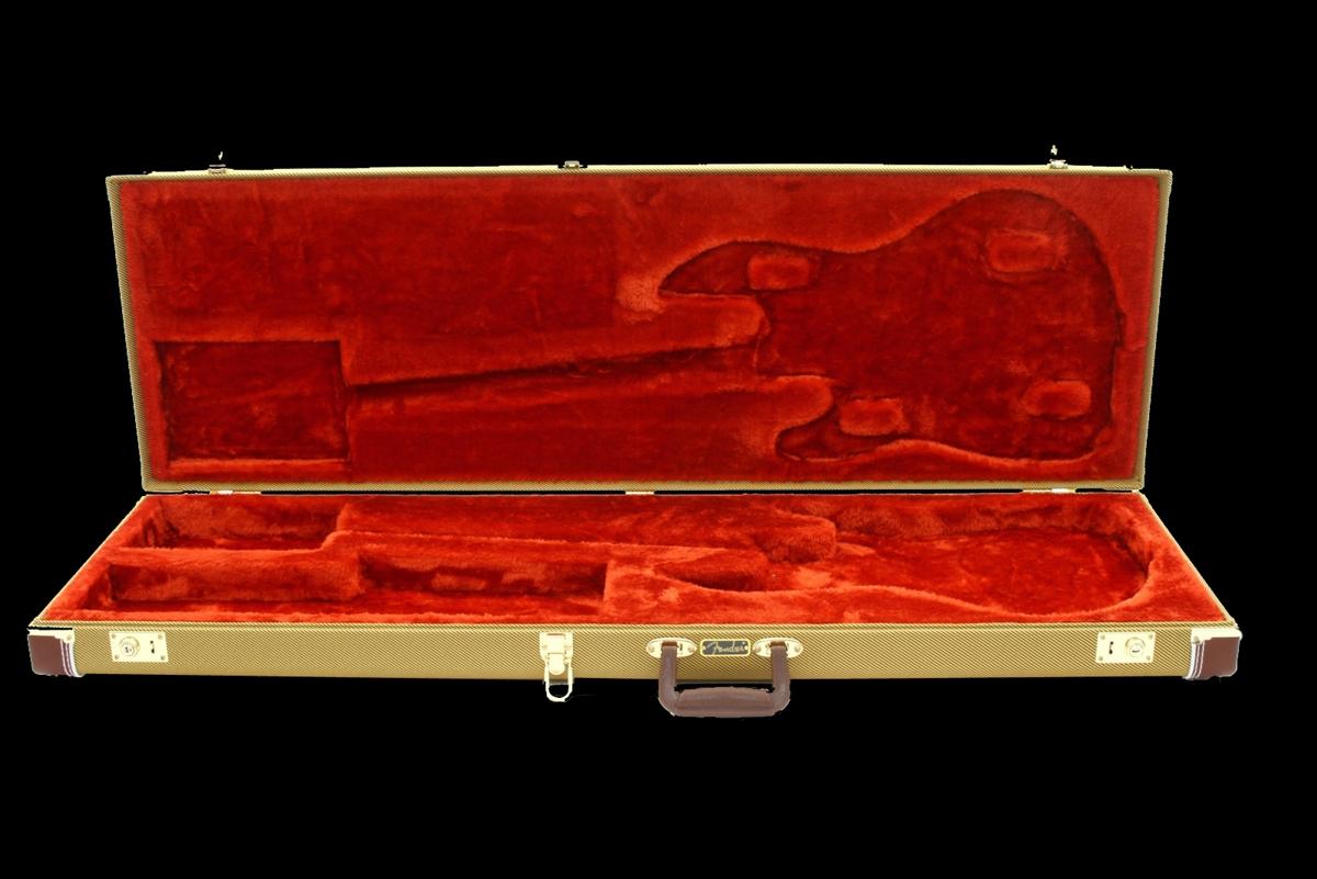 Fender Jazz Precision Bass Tweed Case