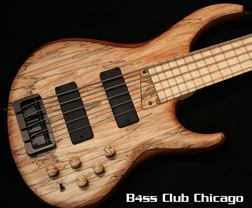 Mtd Us 535 Resin Impregnated Spalt Maple 2707