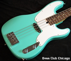 Mike Lull P54 Seafoam Green