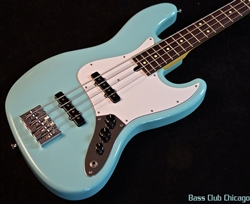 Mike Lull V4 Daphne Blue Jazz Bass