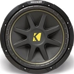 "Kicker C154 (10C154) 15"" Single 4 ohm Comp Series Car Subwoofer"