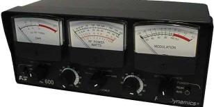 Astatic 600 Watt Meter
