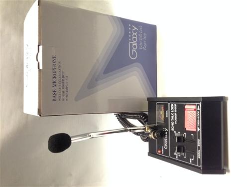 Galaxy Sadelta Echo Master Echomaster Rogerbeep Cb Base
