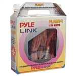 Pyle PLAM14 20ft 8 Gauge 1000 Watts Amplifier Kit For Installation