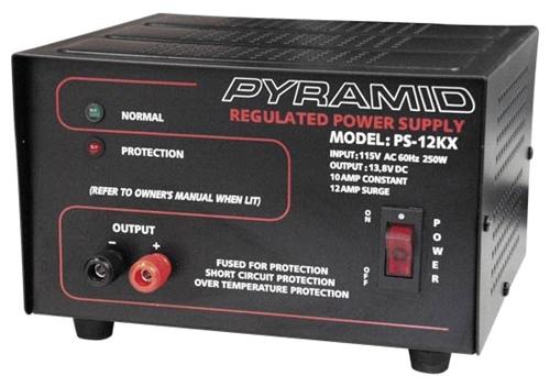 Pyramid Ps 12kx 12 Amp Power Supply