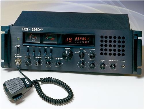 Ranger Base Radio Rci2980wx 10 Meter Radio
