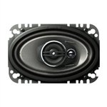 "Pioneer TS-A4674R 4"" x 6"" 3-Way A-Series Coaxial Car Speakers"