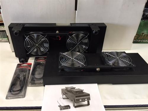 Texas Star Dx 1600 1200 Fan Kit