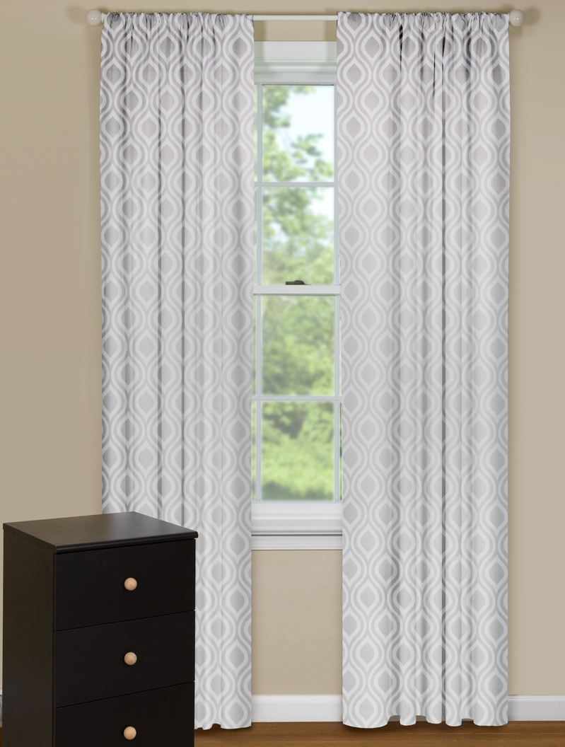 Modern Grey Curtains