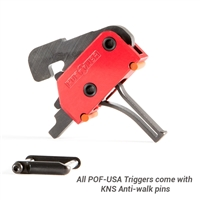 POF USA Straight Drop-In Trigger–3.5LBS PULL SKU: 00858