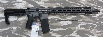 "POF USA REGEGADE 16"" 5.56(223) Rifle Tungsten Grey"