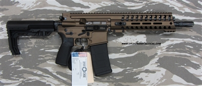 "POF USA GEN 4 P415 Edge 10.5"" SBR 223 Burnt Bronze"