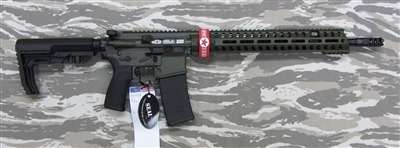 "POF USA RENEGADE+ 16"" 5.56(223) Rifle - OD GREEN"