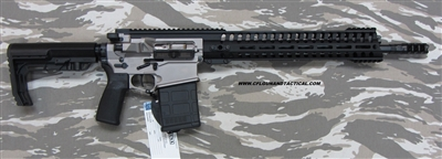 "POF USA Revolution GEN 4 EDGE 308 16""   NP3 from Patriot Ordnance Factory gas piston 7.62MM rifle SKU 01304"