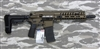 pof-usa P415 Edge  Black Pistol in Burnt Bronze 300 Blackout gas piston