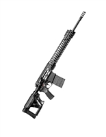 POF USA Revolution GEN 4 EDGE BLACK 6.5 Creedmoor from Patriot Ordnance Factory gas piston rifle SKU 01564