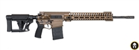 POF USA Revolution GEN 4 CMR BURNT BRONZE 6.5 Creedmoor from Patriot Ordnance Factory gas piston rifle SKU 01565