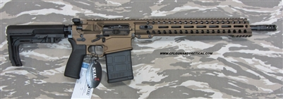"POF USA Revolution DI  308 16""   BURNT BRONZE from Patriot Ordnance Factory 7.62MM rifle SKU 01582"