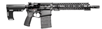 "POF USA CMR Revolution GEN 4 308 12.5""  BLACK from Patriot Ordnance Factory Direct Impingement 7.62MM Pistol"