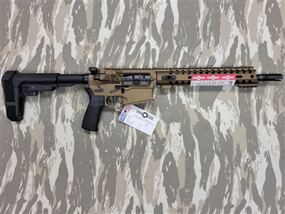 "POF USA CMR Revolution 308 12.5""  from Patriot Ordnance Factory Direct Impingement 7.62MM Pistol"