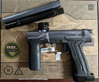FLE EMEK - Polished Gun Metal