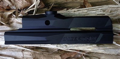 """Bobtail"" Kryptonite Autococker - Sniper Mid Block Body Kit - Vert Vertical ASA - Matte Black"