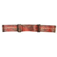 JT Goggle Strap - Red and Black