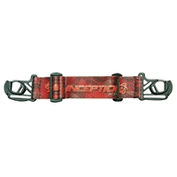 E-Flex/E-vents/Vents/Helix/Empire (not EVS) Goggle Strap - Red and Black