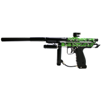 RETRO FLE POLISHED GREEN SPLASH
