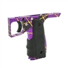 Custom WGP - 45 FLE SLIDE FRAME - Purple Splash