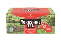 Yorkshire Red  - 200 Wrapped Tea Bags