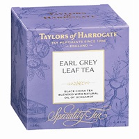 Taylors of Harrogate Earl Grey - Loose Tea Carton 4.4oz