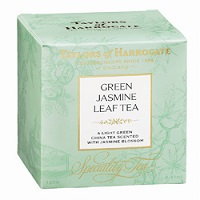 Taylors of Harrogate Green Tea with Jasmine - Loose Tea Carton 4.4oz